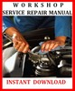 Thumbnail Ford Lincoln or Mercury 470RW Transmission gearbox Service Manual